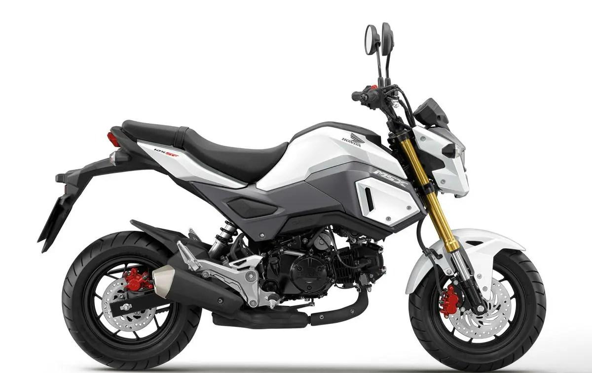 Honda MSX 125 Del 2016