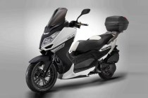 GOES G 125 GT 2016 scooter (4)