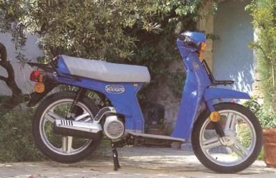 Honda Scoopy generacion 1 (7)