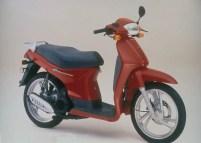 Honda Scoopy generacion 2 (2)