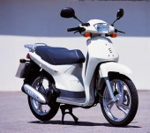 Honda Scoopy generacion 2 (4)