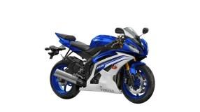 2016 Yamaha YZF-R6 Azul