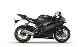 2016 Yamaha YZF-R6 Negra