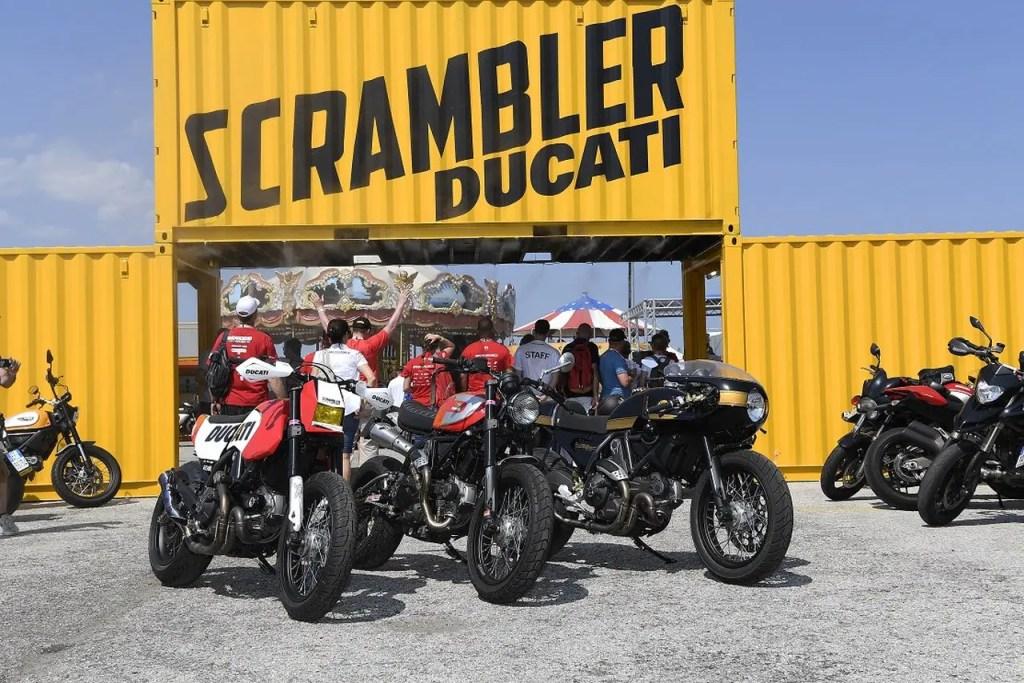 Ducati Scrambler custom World Ducati Week 2016 (2)