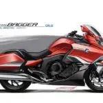BMW K1600 Bagger