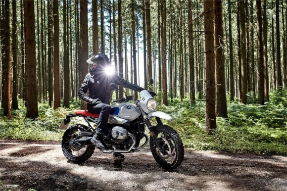 BMW R nineT 2017