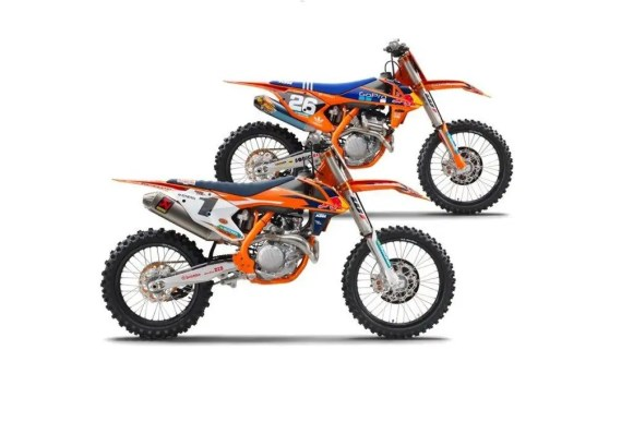 KTM SX-F 450 Factory Edition 2017