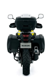 Suzuki V-Strom 650 2017