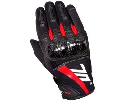 Guantes Seventy Degrees SD-N14 Black Red