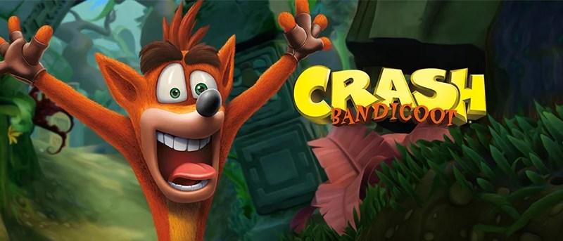 Crash Bandicoot - Annonce