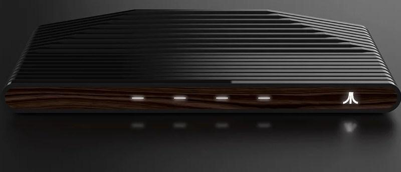 L'Ataribox - Modèle en bois
