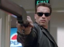 Schwarzenegger dans Terminator 2