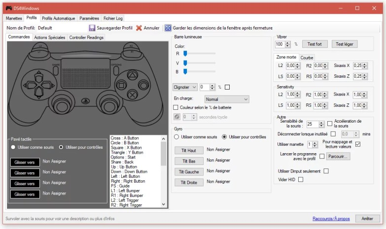 DualShock 4 - Instructions 1