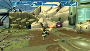 The Ratchet & Clank Trilogy - Capture 02