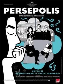 Persepolis - Affiche