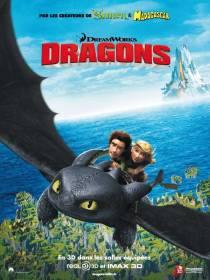 Dragons - Affiche