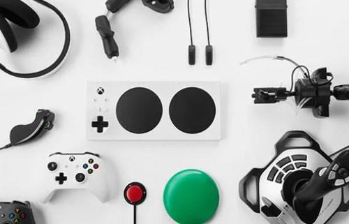Microsoft Adaptative Xbox