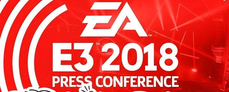 EA - E3 2018
