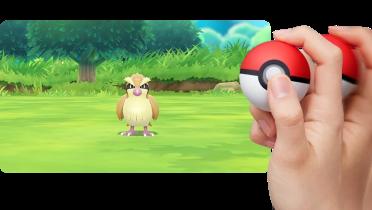Poké Ball Plus - Capture