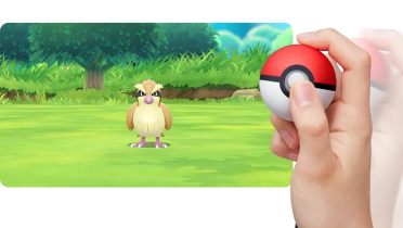 Poké Ball Plus - Capture
