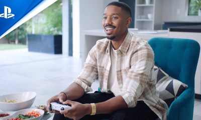 Michael B Jordan Playstation 5
