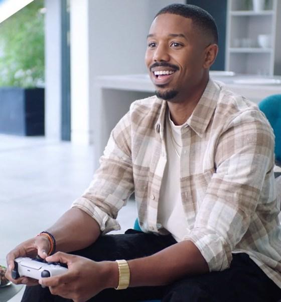 Michael B Jordan Playstation 5