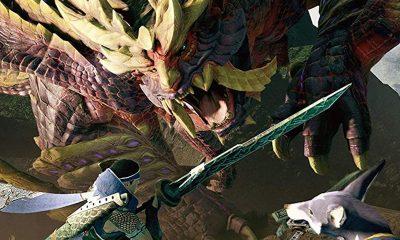 Monster Hunter Rise: un'azienda giapponese dà il giorno libero per giocare