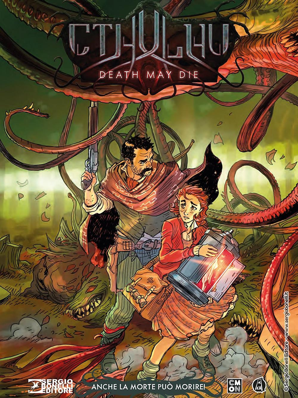 Cthulhu-Death May Die