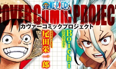 ONE PIECE Cover Comic Project