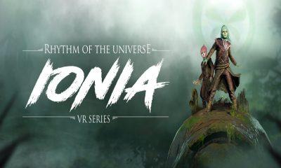 Rythm of the Universe Ionia, trailer e data di uscita del titolo VR