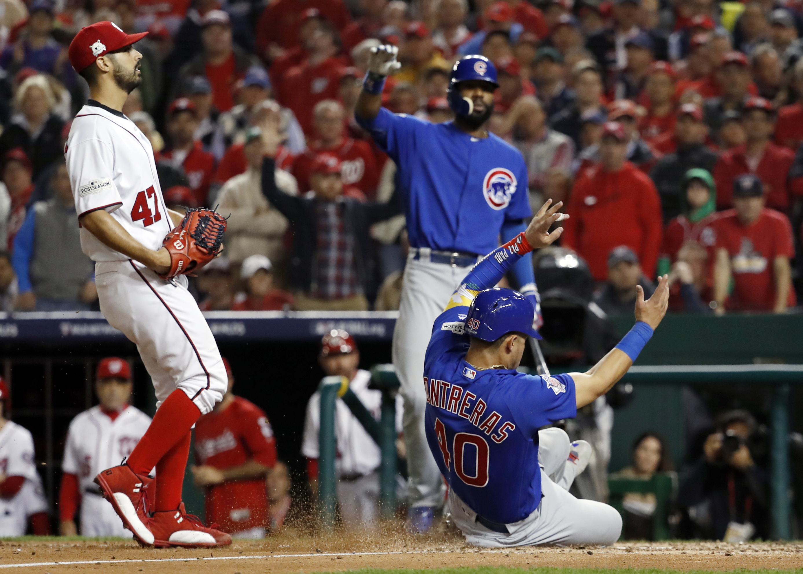 Image result for gonzalez wild pitch game 5