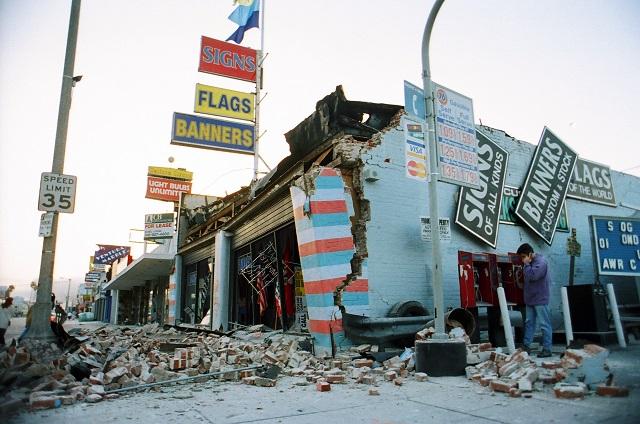 Breaking News Earthquake California