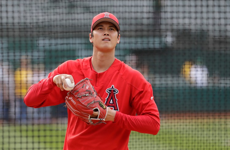Shohei Ohtani's next start for Angels is still uncertain ...