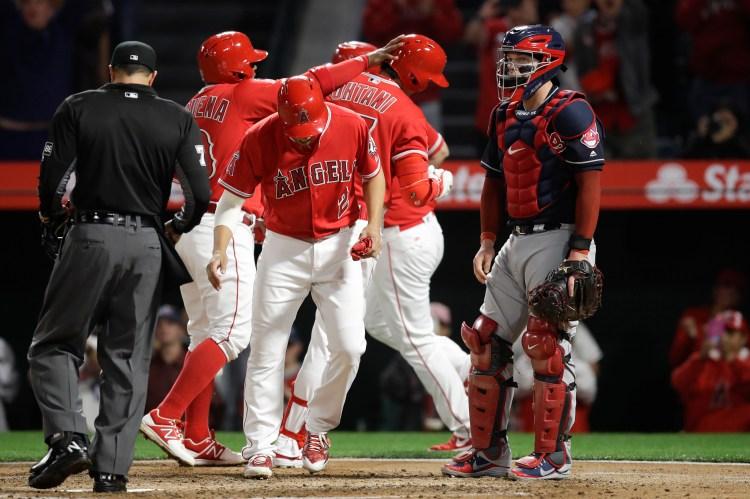 Shohei Ohtani belts first major league homer in Angels ...