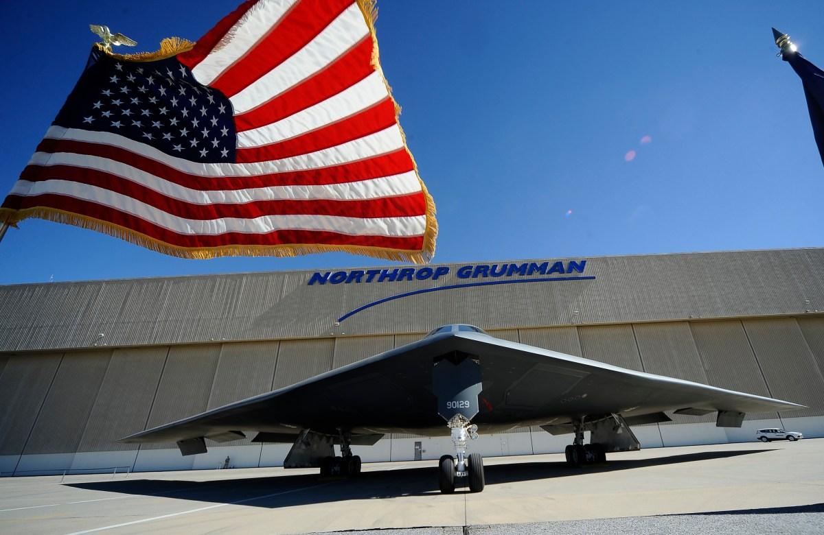 Northrop grumman jobs