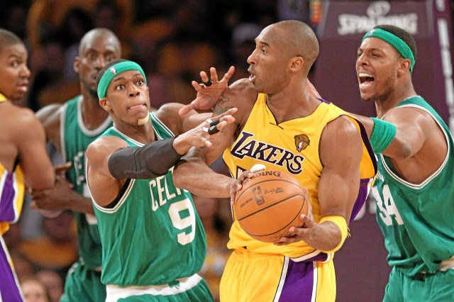 A look back at Kobe Bryant's Top 5 games against the Celtics – Daily News