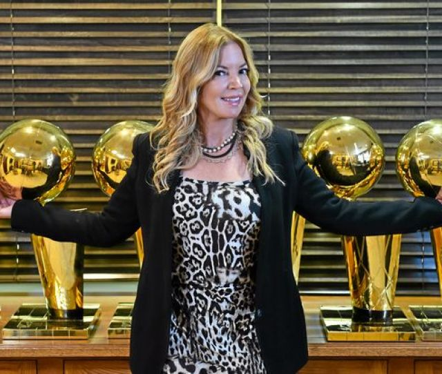 Buss Brothers Agree To New Board Of Directors For Lakers With Jeanie Buss On It