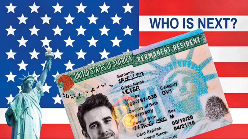 Right now, the shortest wait is about two years. Green Card Lottery For Us Permanent Residency Begins On October 3 Daily News