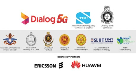 Dialog Axiata Establishes 5G Innovation Centres at Leading Universities |  Daily News