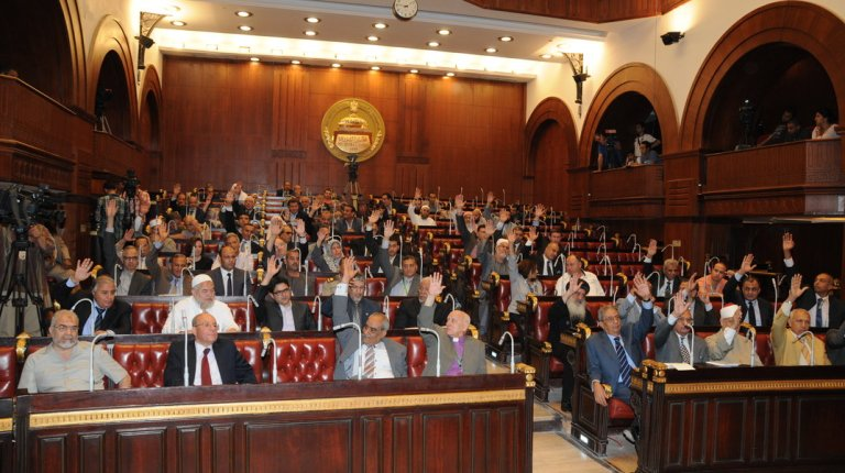 Constituent Assembly votes on proposals for the formation of a new constitution Mohamed Omar