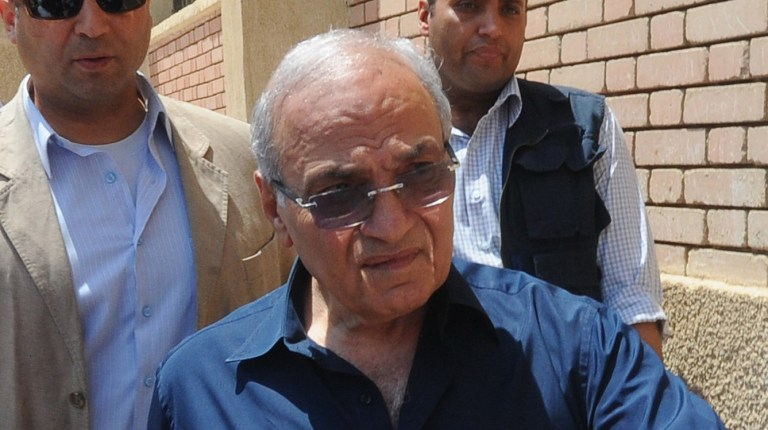 Ahmed Shafiq has had all assets frozen by the IGA. (Photo by Mohamed Omar)