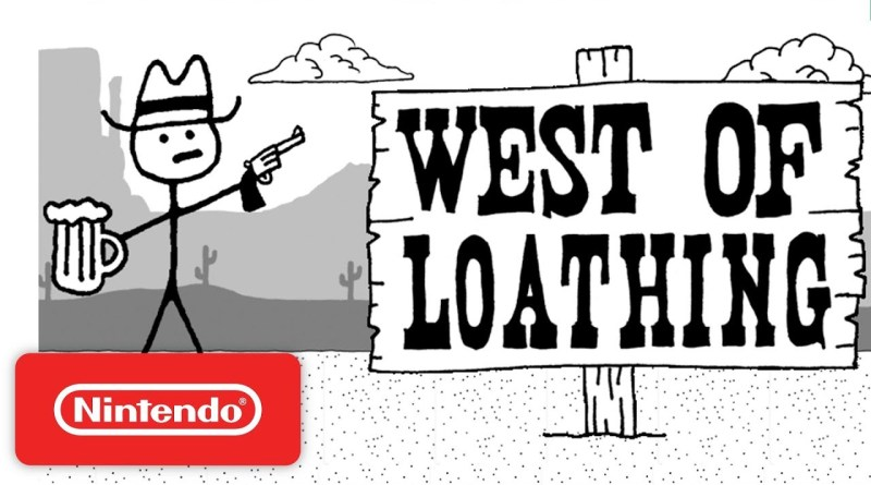 West of the Loathing