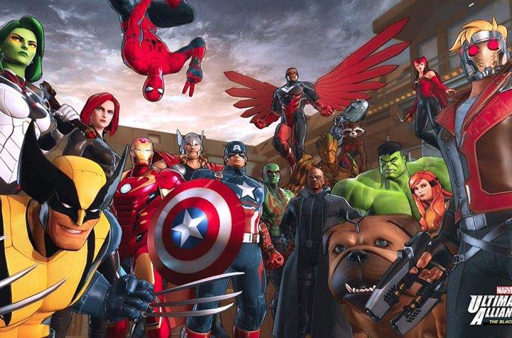 Marvel ultimate Alliance