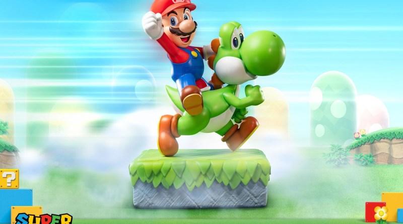 Mario Yoshi F4F