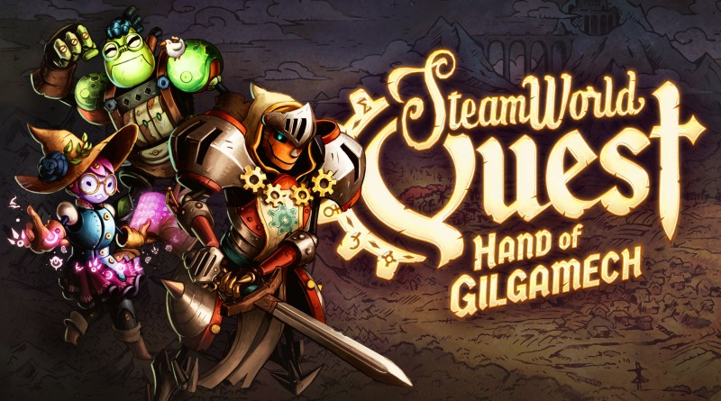 SteamWorld Quest