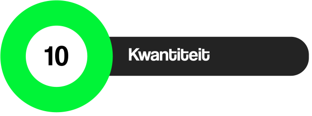 Review Kwantiteit 10