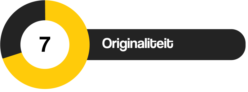 Review Originaliteit 7