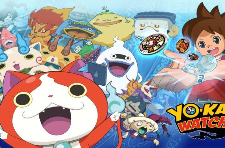 Yo-Kai Watch 1 Logo