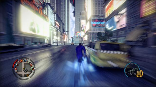 Saints Row IV Nintendo Switch Screenshot