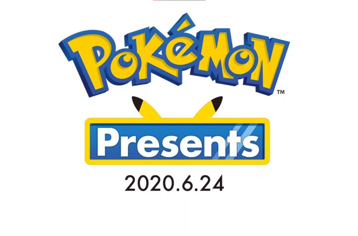 Pokemon Presents Logo